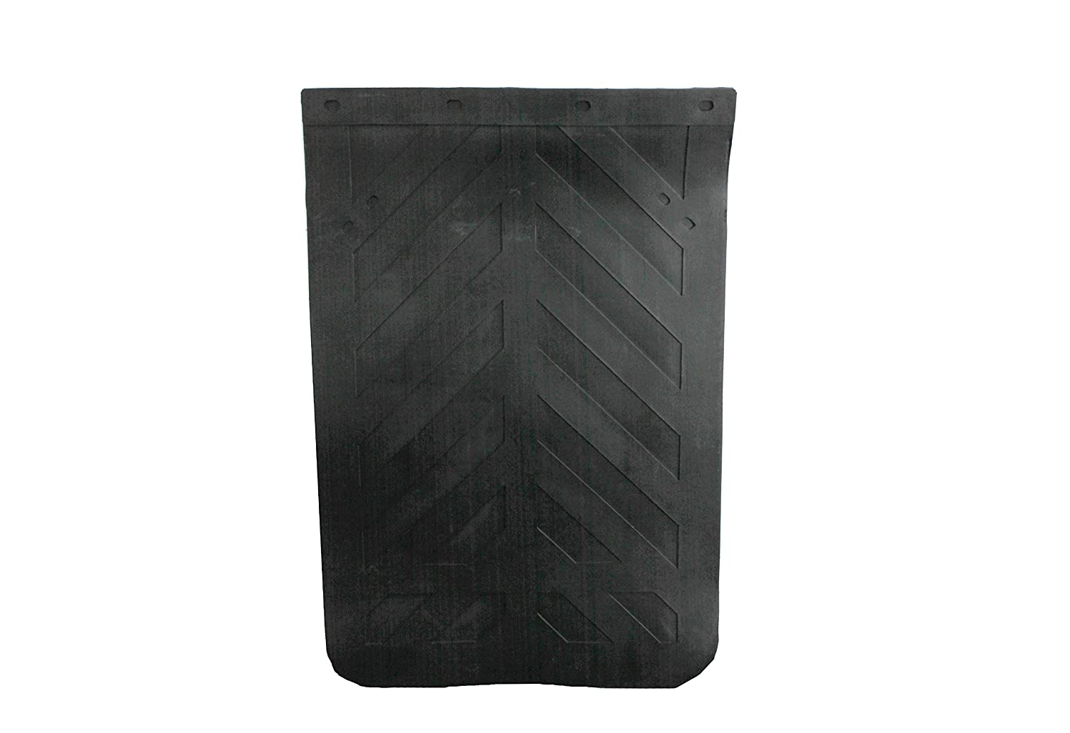 Semi Truck Tractor ONE Mud Flap Oversize Universal Fit 24 x 36 Heavy Duty Rubber SINGLE