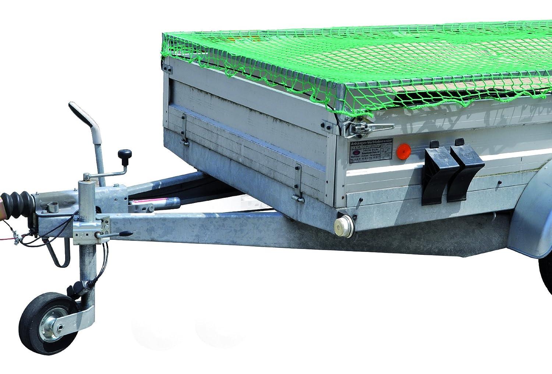 Anhä ngernetz, Containernetz, Sicherungsnetz, Ladungssicherungsnetz, 2,20 x 1,50 m MKL 95114