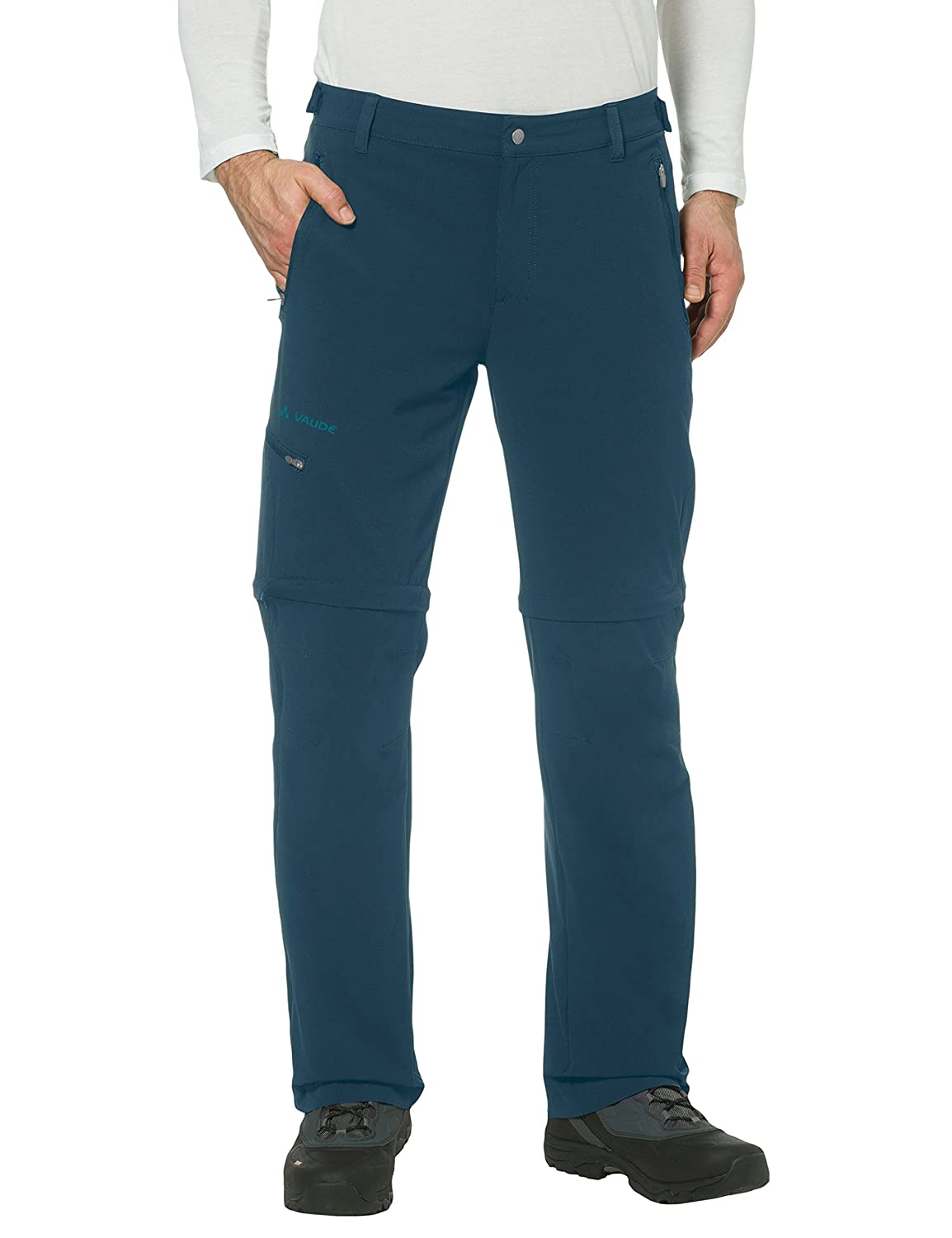 VAUDE Herren Hose Men's Farley Stretch T-Zip Pants II