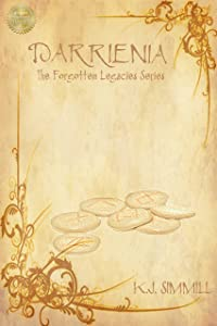 Darrienia (The Forgotten Legacies Series Book 1)