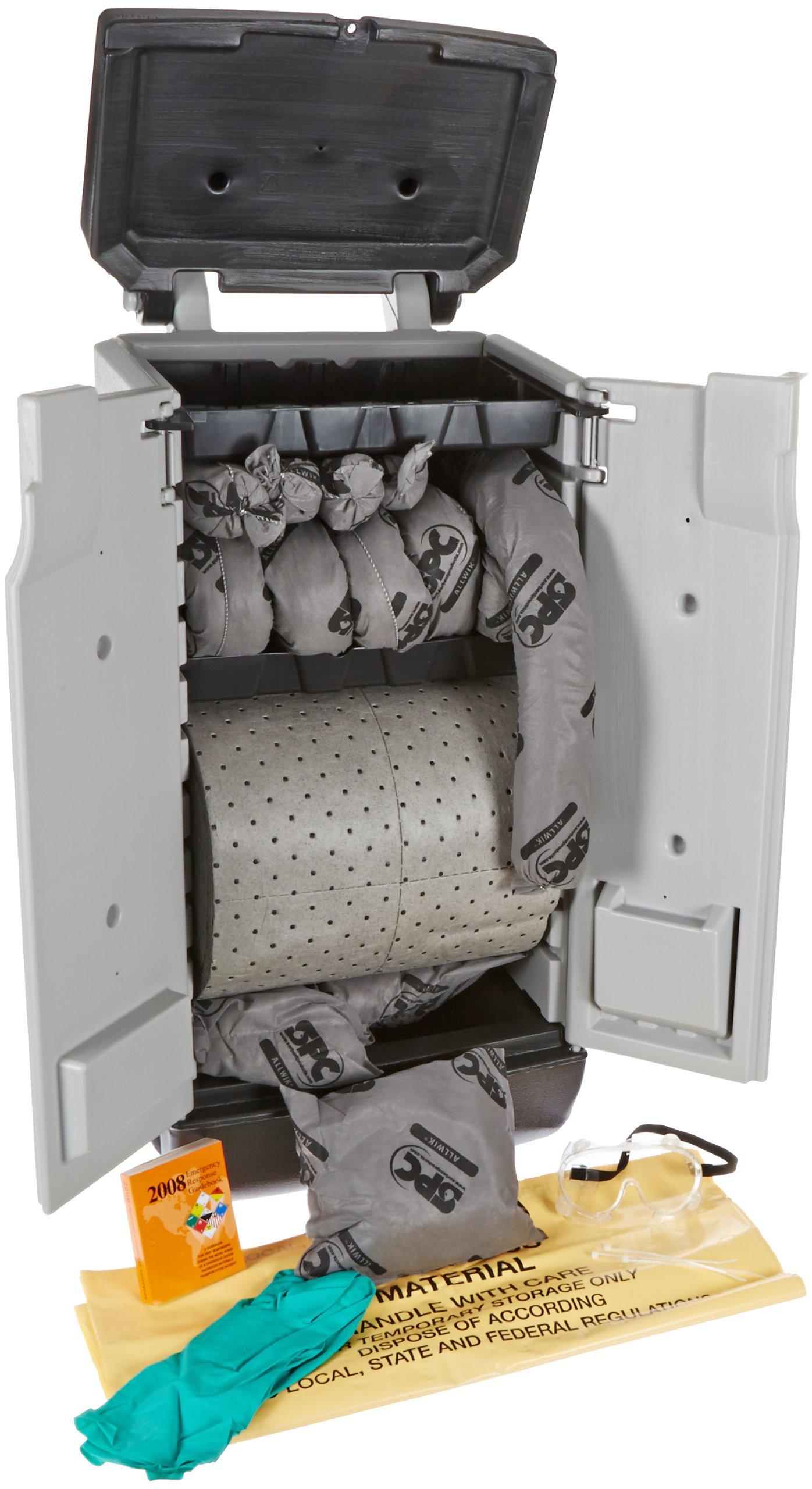 32 Per Case SPC HAZ99 Hazwik 10 x 10 Size Chemical Class Pillow Configuration Pillows