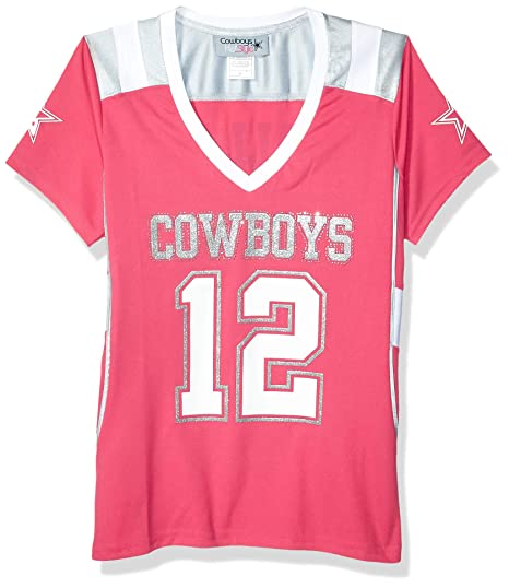 watch 832af 28c38 Dallas Cowboys NFL Womens Friar Jersey