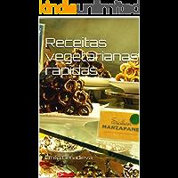 Receitas vegetarianas rápidas