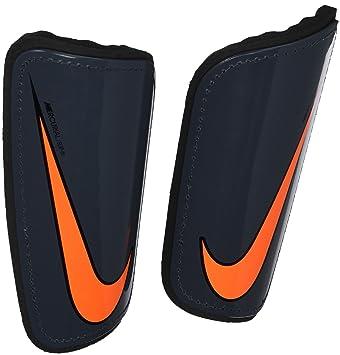 Nike Nk Merc Hrdshl Grd-Fa16 Espinilleras de Fútbol, Hombre, Gris (Dark