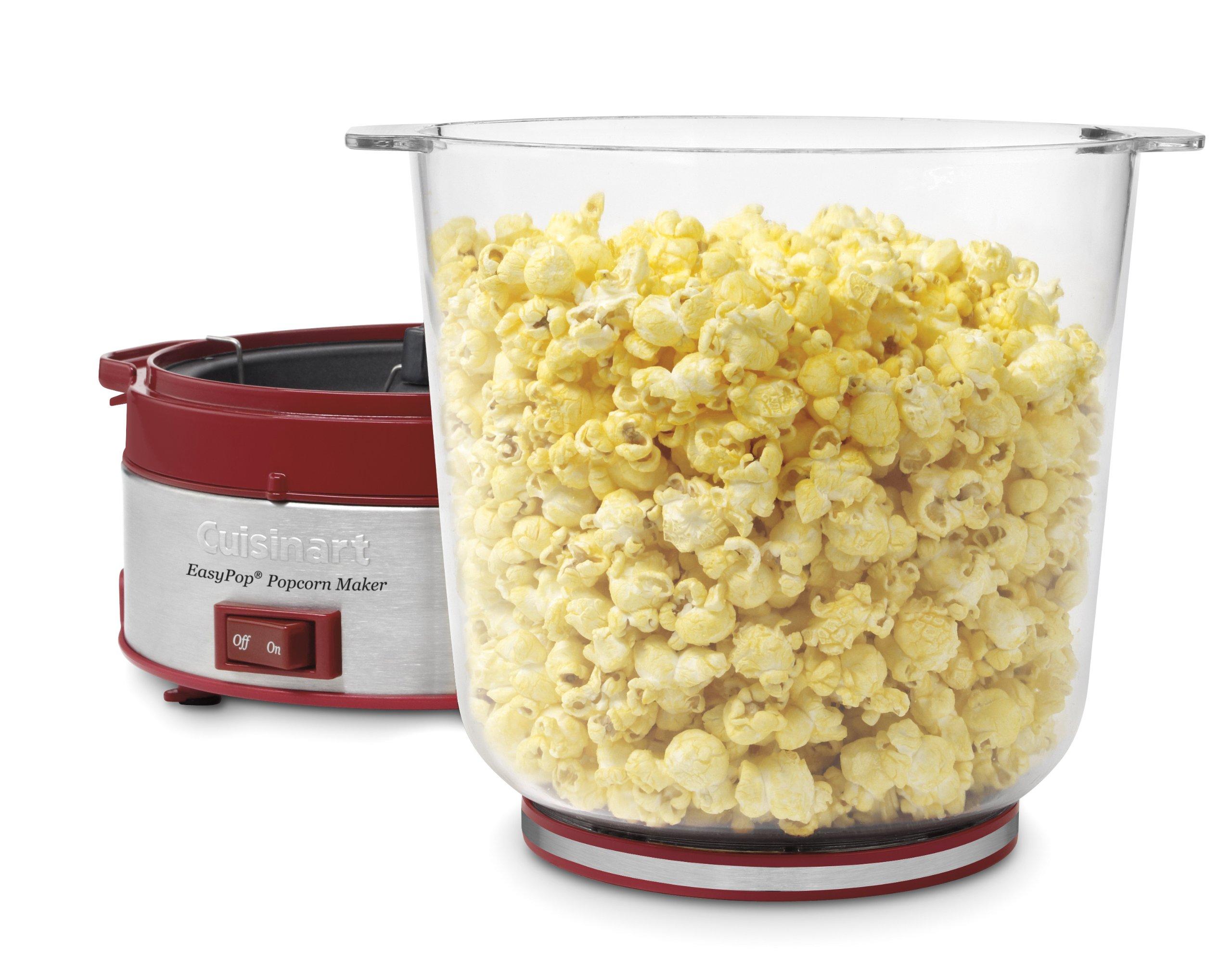 Cuisinart CPM-700 EasyPop Popcorn Maker, Red by Cuisinart (Image #4)