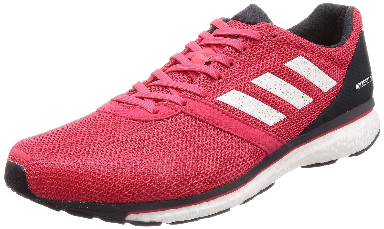 Details zu adidas adizero adios 4 M Active Pink White Carbon Laufschuhe Pink Weiß Schwarz