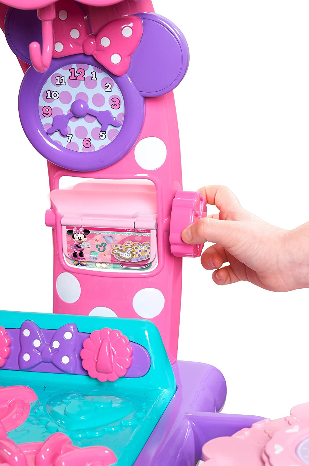 Amazon.com: Minnie Mouse Flippin Fun Kitchen: Toys & Games
