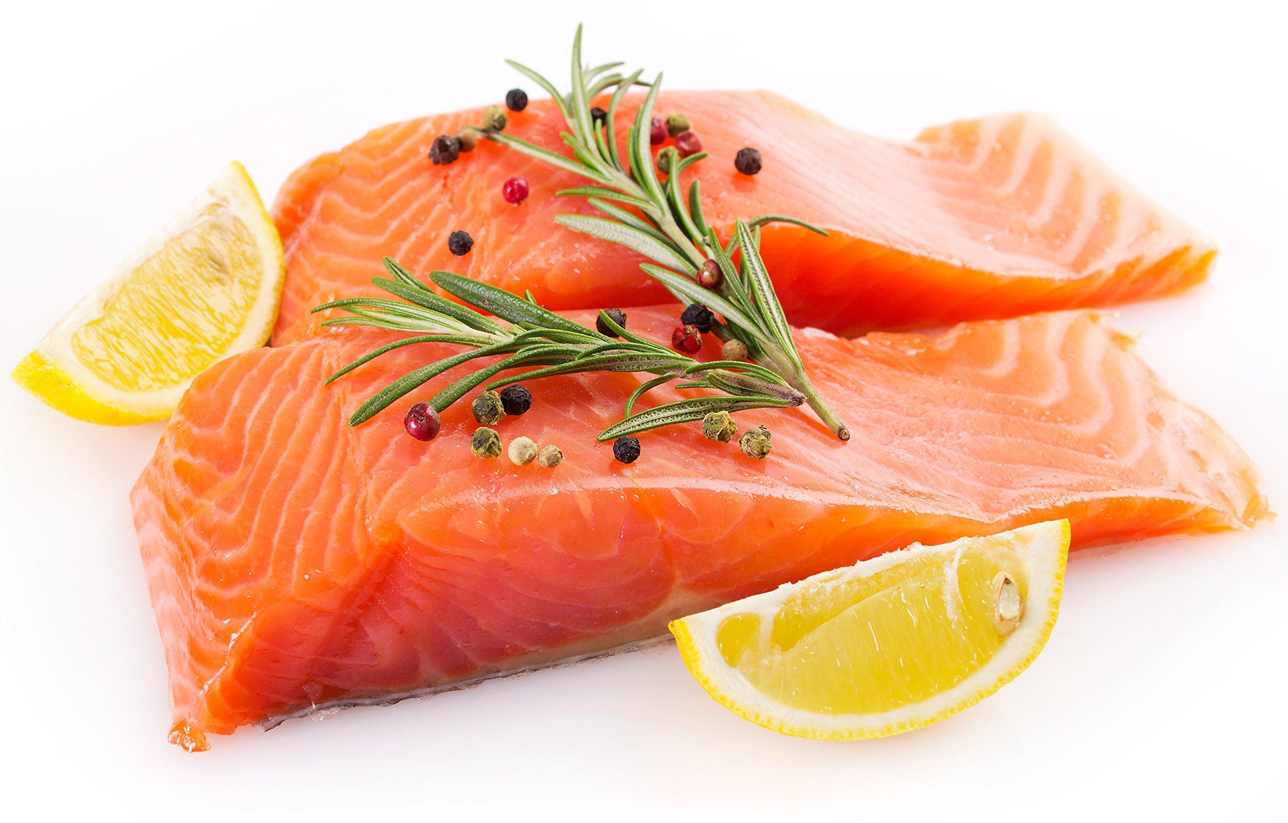 Alaskan Sockeye Salmon 5lbs by Tanner Inc.