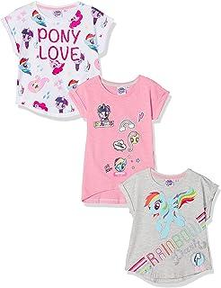 Pacco da 3 FABTASTICS T-Shirt Bambina