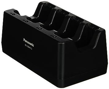 Panasonic FZ-VCBM11U - Cargador (Negro, Cargador de baterías ...