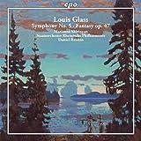 Louis Glass: Complete Symphonies, Vol. 2