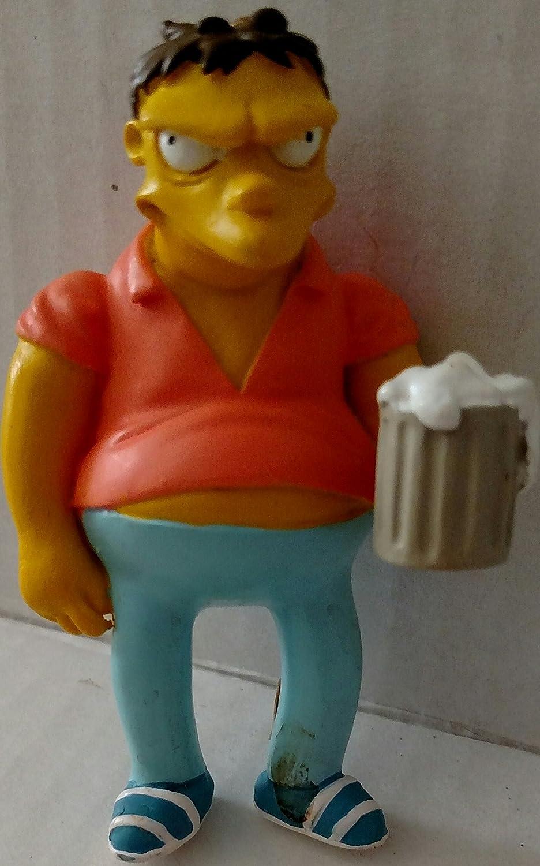 Amazon.com: The Simpsons BARNEY GUMBLE Christmas Ornament (New ...