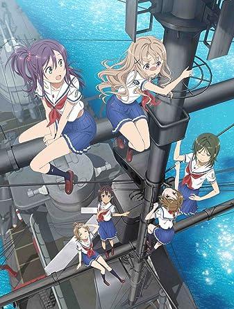 Amazon.co.jp   ハイスクール・フリート 3(完全生産限定版) [Blu-ray ...