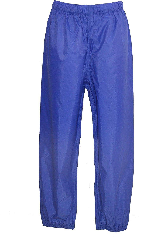 XS S M L XL XXL Neuf K-Way Pantalon DE Pluie Femme 15 Couleurs Taille 6 8 10 12 16 Ans Etanche Unisexe Homme Coupe Vent