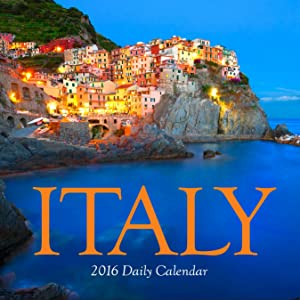 Turner Italy 2016 Photo Daily Boxed (8970011)