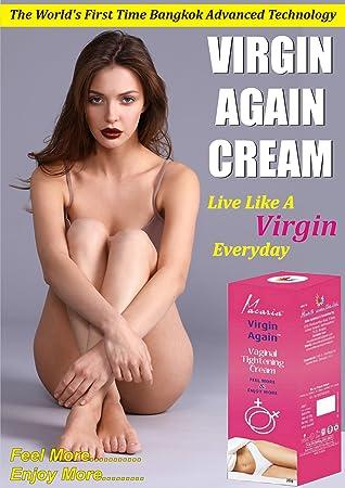 Pussy massage cream
