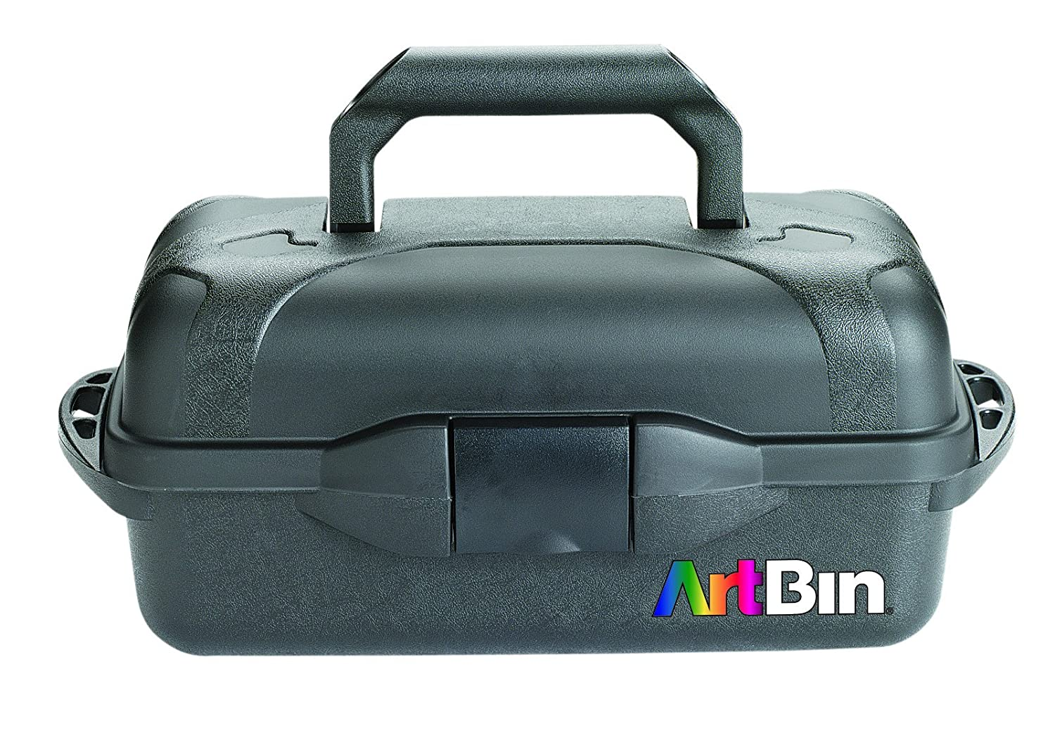 ArtBin Essentials-1 Tray Box - Black, 8512MB