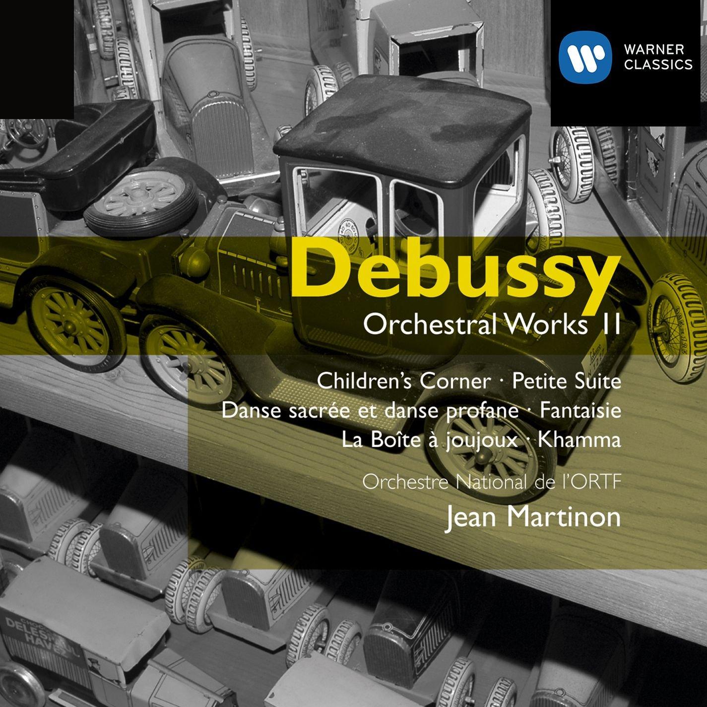 Debussy: Orchestral Works II by Warner Classics / EMI Classics