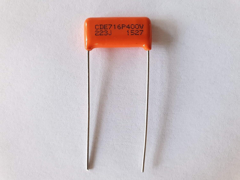 Orange Drop 716P Film Foil .047uf 400V Amplifier or Guitar Capacitor 1 Each CDE