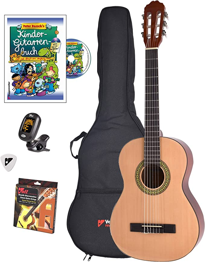 Voggenreiter 398 - Kit de guitarra acústica: Amazon.es ...