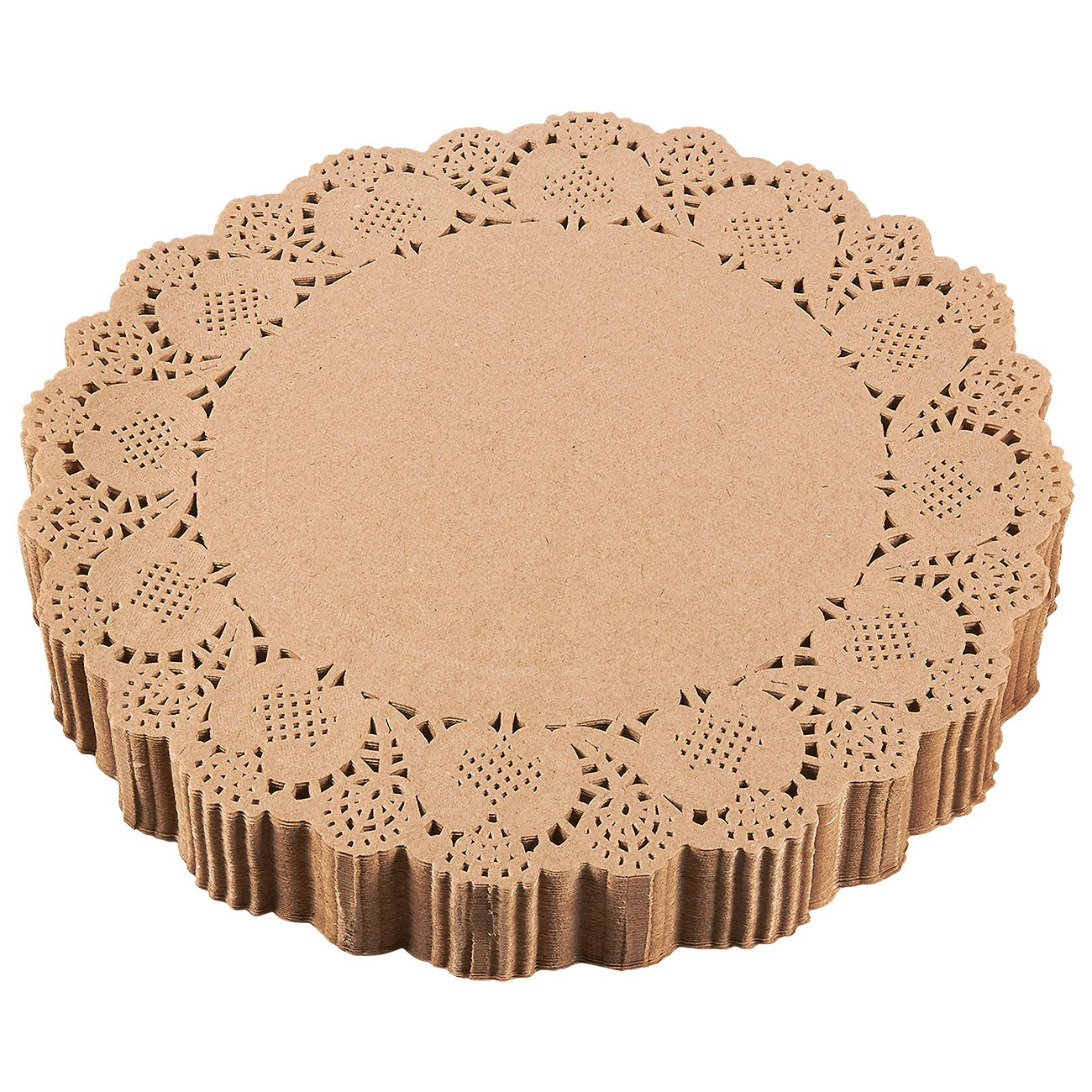 Amazon Paper Doilies 250 Pack Round Lace Placemats For Cakes