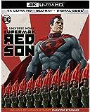 Superman: Red Son MFV (4K UHD + Blu-ray + Digital Combo Pack)