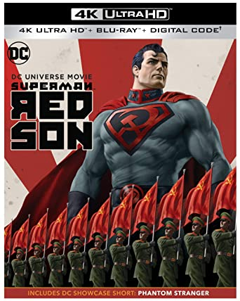 Superman: Red Son [USA] [Blu-ray]: Amazon.es: Isaacs, Jason, Acker ...