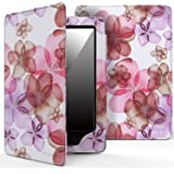 "MoKo Case for All-New Kindle E-reader (8th Generation 2016) - Premium Cover with Auto Wake/Sleep for Amazon All-New Kindle (6"" Display, 8th Gen 2016 Release), Floral PURPLE"