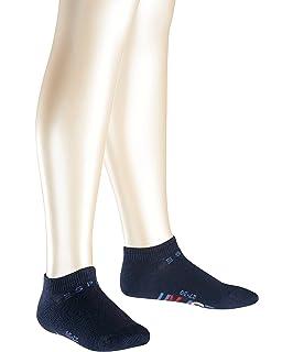 EU 23-42 Skin friendly reinforced stress zones for optimum durability Multiple Colours ESPRIT Kids Foot Logo 2-Pack Knee-Highs Pack of 2 UK sizes 6 -8 Cotton Blend kid