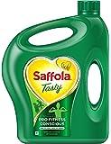 Saffola Tasty, Pro Fitness Conscious Edible Oil, 5 L Jar