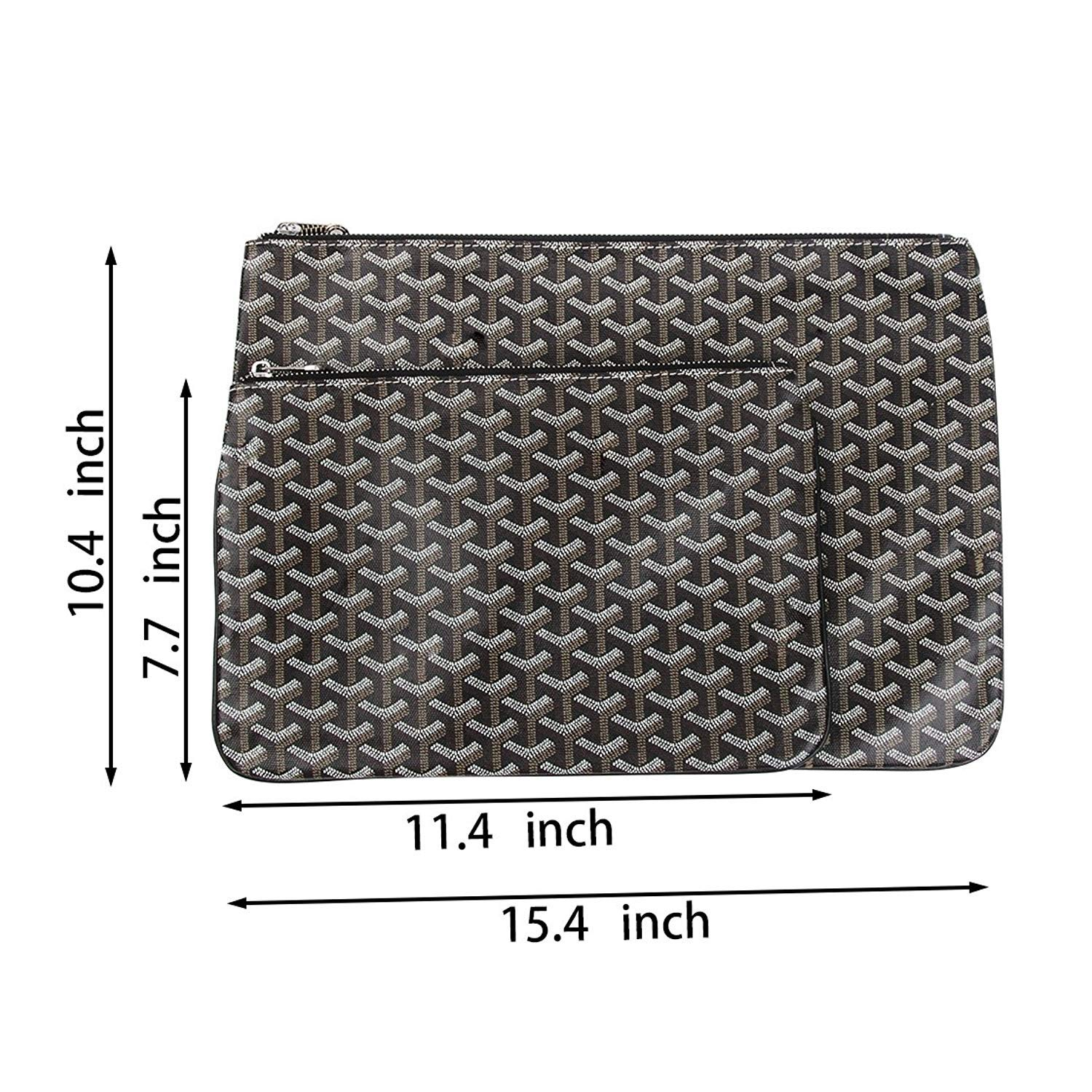 f0b4e40920ee Stylesty Designer Clutch Purses for Women, Pu Envelope Fashion Clutch Bag,  Women Handbag