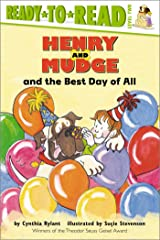 Henry and Mudge and the Best Day of All Kindle Edition
