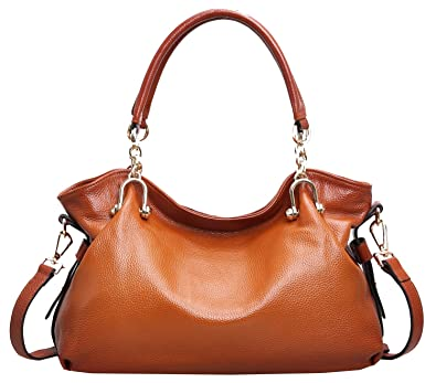 Amazon.com: Heshe Women's Handbags Designer Organizer Hobo Tote ...