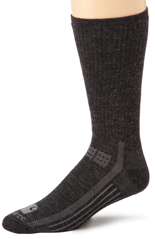Carhartt Mens Traditional Ultimate Merino Wool Work Socks
