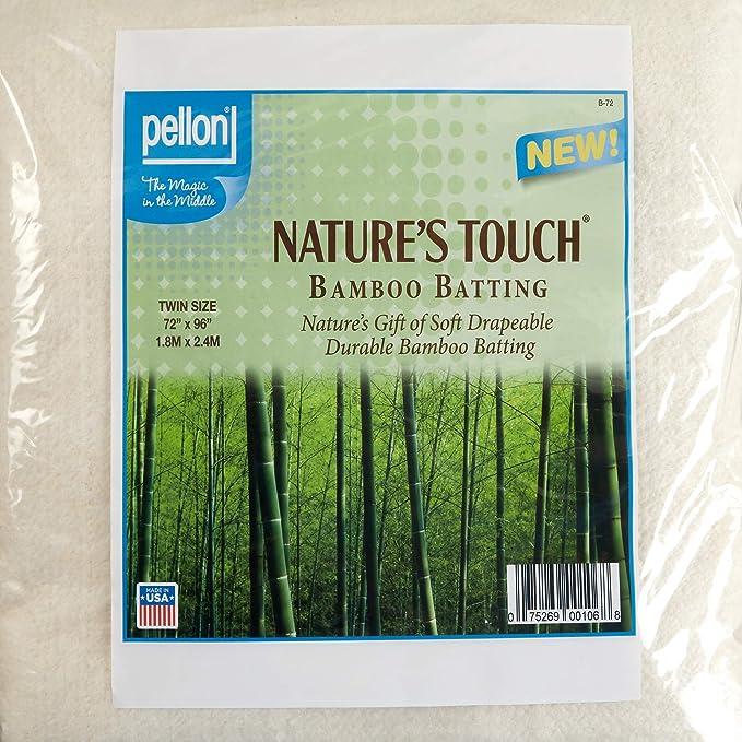 Pellon Polyester Batting Twin 72in X 96in White