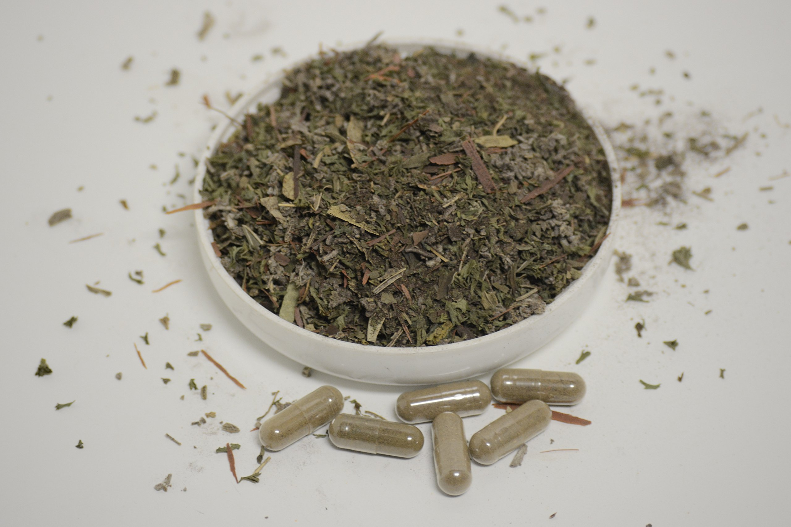 Diane Galloway's Herb Blend Worm Mix Capsules