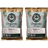 Mother Organic Ragi Atta 500 gms (Pack of 2)