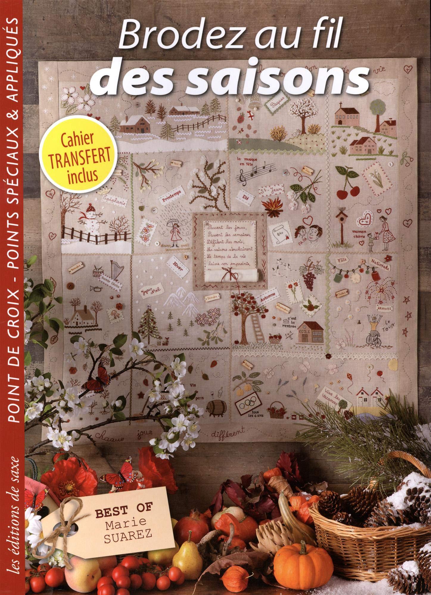 Brodez au fil des saisons: Amazon.es: Marie Suarez, Miss Kat, Didier Barbecot: Libros en idiomas extranjeros