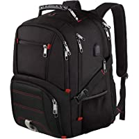 Extra Large Travel Laptop Backpack TSA Friendly Durable College School Bookbag
