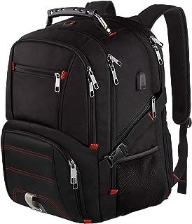 f6ea62c28c4 Amazon.com: Extra Large Backpack,TSA Friendly Durable Travel Laptop ...