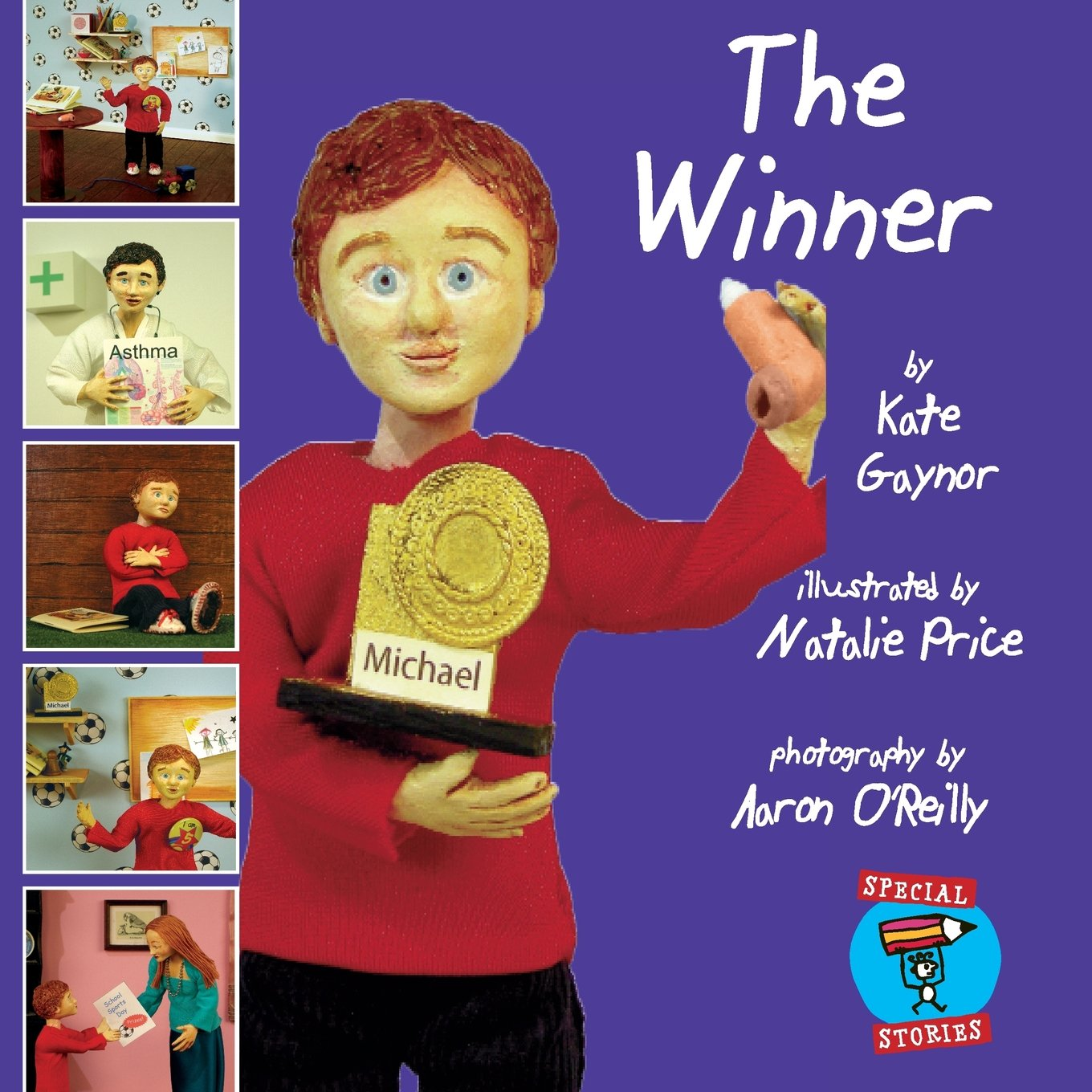 The Winner - This book has been designed to help explain Asthma and its effects to young children pdf
