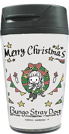 文豪ストレイドッグスDEADAPPLE01ちりばめデザイン(グラフアートデザインクリスマスVer.)タンブラー