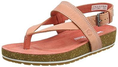 Chaussures Timberland Malibu Waves roses femme x2SQA85m