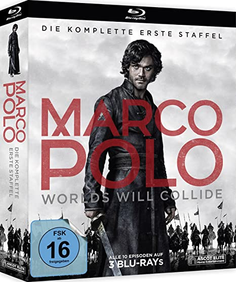 Marco Polo [Blu-ray, 3 Discs] [Alemania] [Blu-ray]: Amazon.es ...