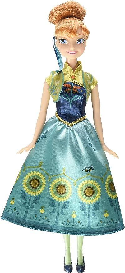 Olaf/'s Frozen Adventure NWT 3 4 YRS Disney Girls Frozen Elsa Deluxe Costume