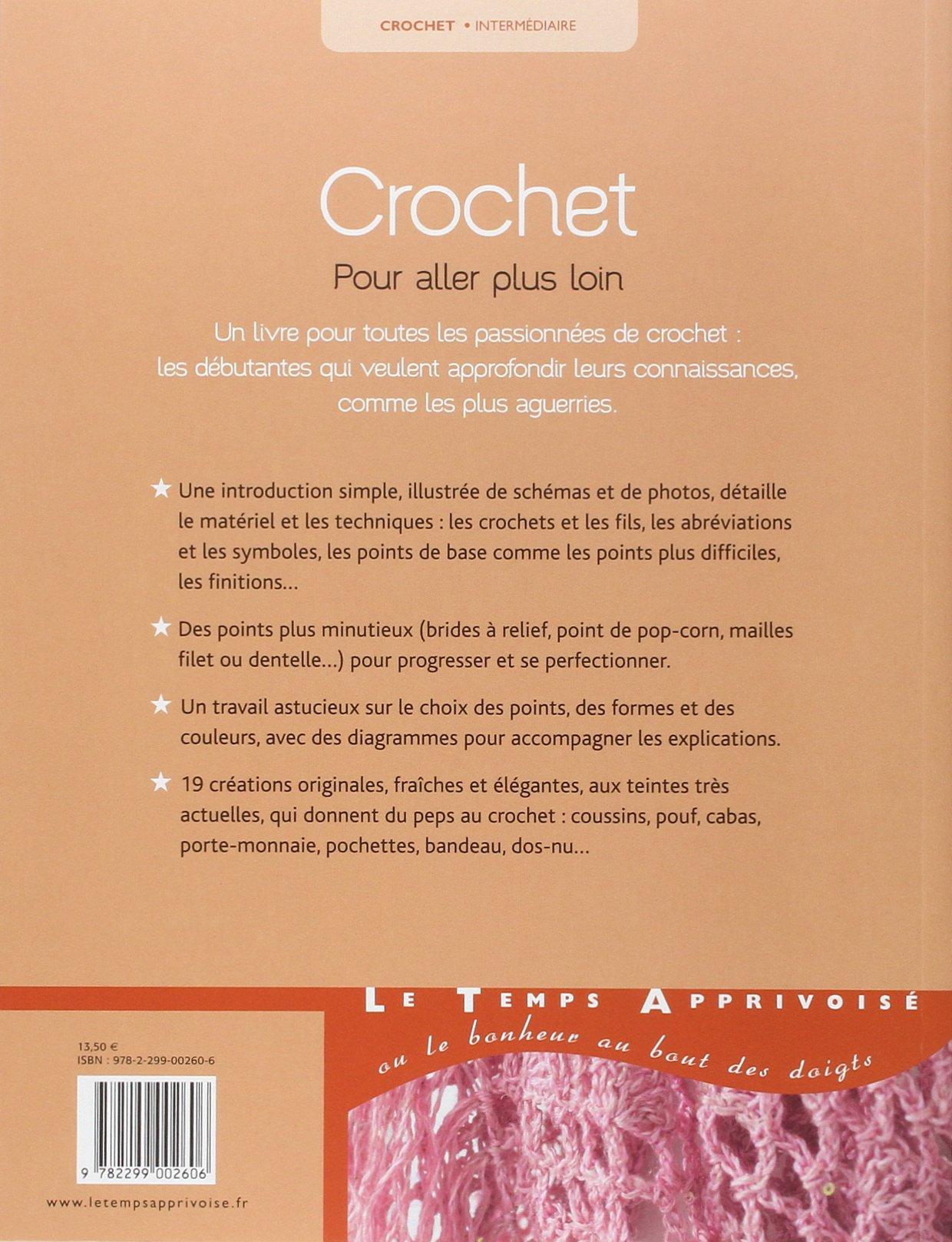 Crochet Pour Aller Plus Loin Atelier Découverte Amazon