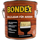Bondex - Lasur para maderas exteriores 732 (0,75 l)