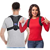 Posture Corrector for Men and Women - Australian Designed - Back Brace For Clavicle Support, Adjustable Shoulder Brace and Providing Pain Relief for Neck, Back and Shoulder