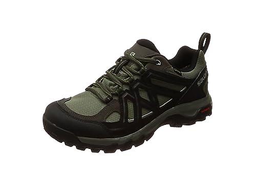 Salomon Evasion 2 GTX Mens Walking Shoes Blu | Scarpe da