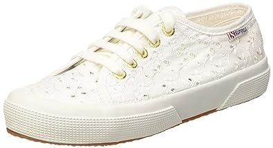 009b0ca3a15f Superga Damen 2750 Sangallosatinw Sneaker  Amazon.de  Schuhe ...